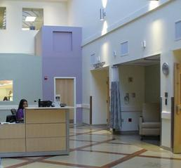 Photo- Memorial Hospital Cardiac Cath Lab- CW Design Group project]